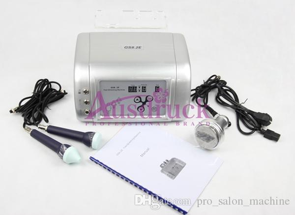 Nouvelle arrivée bureau machine de perte de poids ultrasons cavitation de liposuccion pour minceur ultrasons corps facial massager soins de la peau GS8.2E CE
