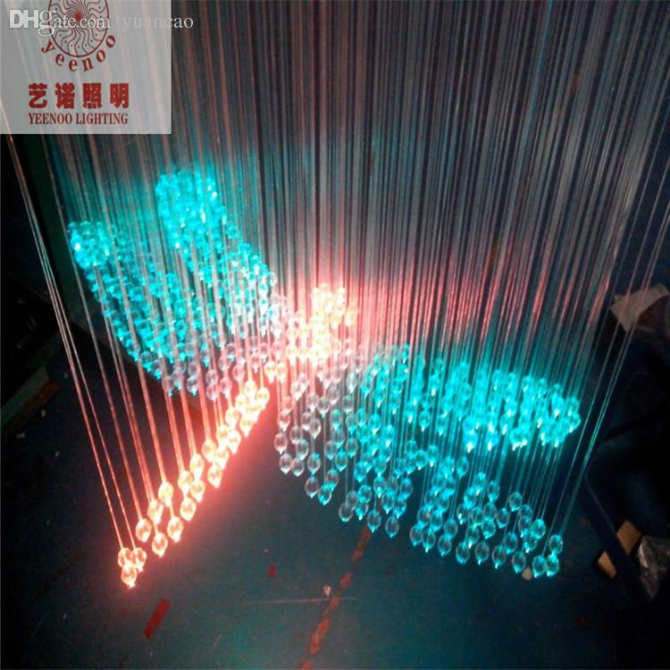 2018 wholesale fiber optic led light engine fiber optic multimode