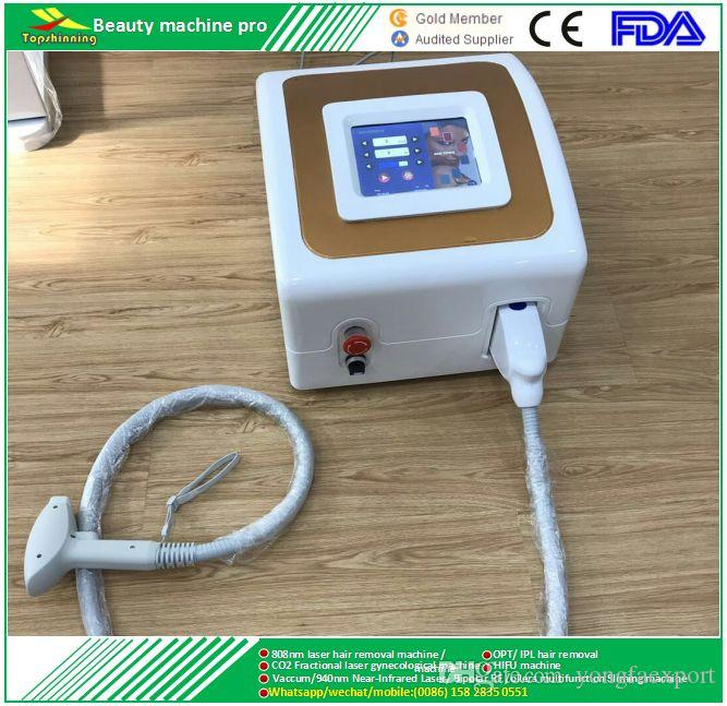lFree shipping 3 years warranty CE approved SHR ice cooling fast permanent all color 808nm non channel diode laser hair removal machines