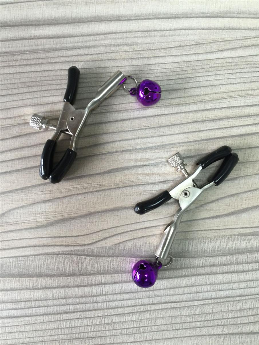New Fashion Nipple Clamps Clips Jewellery Bust Massager Stimulate Sex Toy,adult sex toys sex products on sale