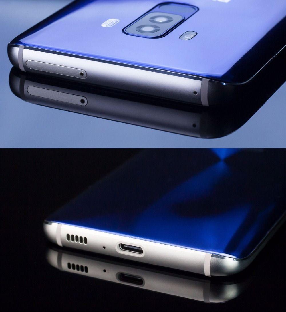 "BLUBOO S8 4G Mobile Phone MTK6750T Octa Core 5.7"" HD 3GB+32GB Android 7.0 16MP Dual Real Camera Fingerprint SmartPhone"