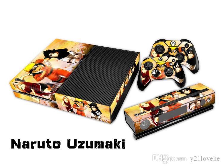 2018 Naruto Uzumaki 0087 Fashion Skin Decal For Xbox One Console And Xbox  One Controller Skins Stickers From Y21lovehe, $8.44 | Dhgate.Com
