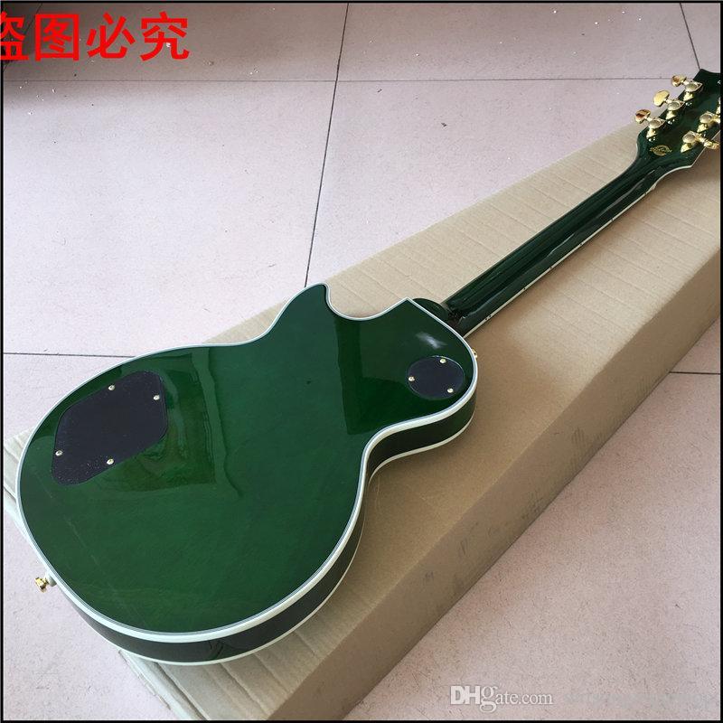 2017 Venda Quente Real 22 Ukelele Guitarras Elétricas Chinesas Canhoto Guitarra Direto Da Fábrica Custom Shop, fotos reais,