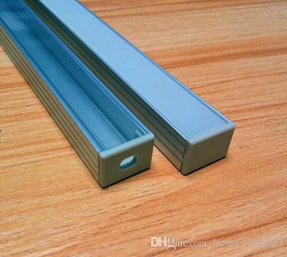 25mpcs Free Ship Led Bar Light Housingled Aluminium Profile Matte