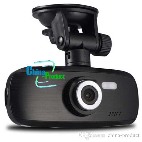 newest Wholesale 720P H200 G1W Car DVR Camera Recorder camcorder car dvrs Dashboard Dash cam Black Box 002779
