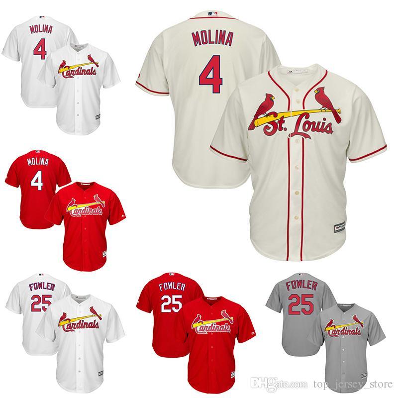 2019 Men S St Louis Cardinals Ozzie Smith Yadier Molina