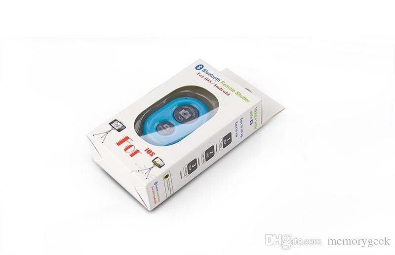 Supporto estensibile Selfie Monopod Selfie Stick Holder + Clip Holder + Telecamera remota telecamera Bluetooth iPhone Samsung