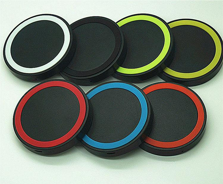 Qi Wireless Charger Cell phone X50 Mini Charge Pad For Qi-abled device Samsung Galaxy S3 S4 S5 Note2/3 Nokia HTC Iphone phone