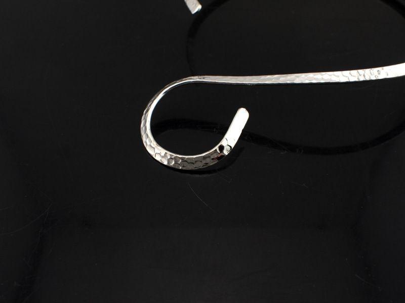 Europa e in America nuova personalità della moda Punk gioielli in metallo argento coppie girocolli donne collo collare dichiarazione collane N3044