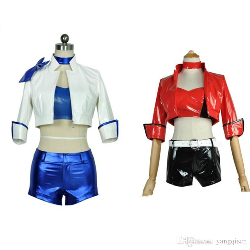 Großhandel Schicksal Bleiben Nacht Grand Order Sabre Art Mond Racing Anzug  Jacke Mantel Shorts Uniform Outfit Anime Cosplay Kostüme Von Yangqisen, ... f502d91f87
