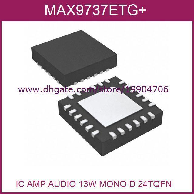 2018 max9737etg ic amp audio 13w mono d 24tqfn 9737 max9737 9737e rh dhgate com MOS FET Audio Amplifier Circuit Audio Power Amplifier Circuit