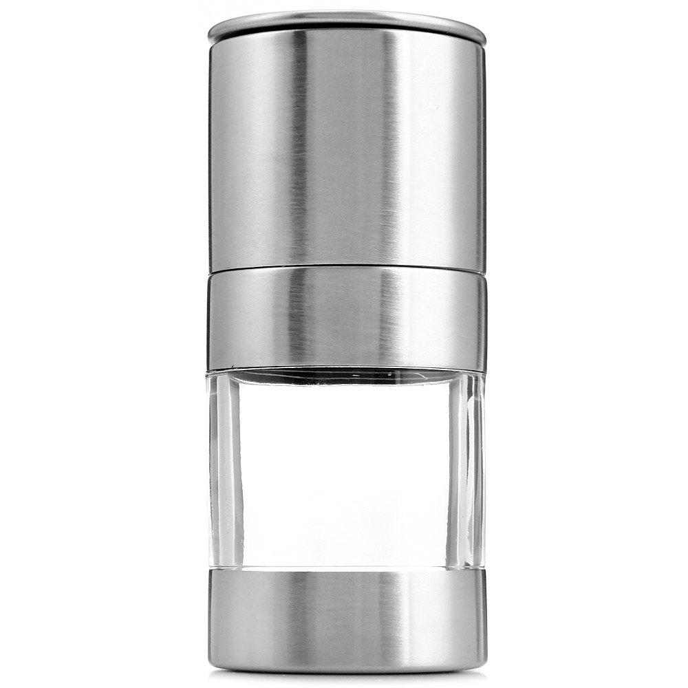 High Quality Portable Stainless Steel Manual Salt Pepper Mill