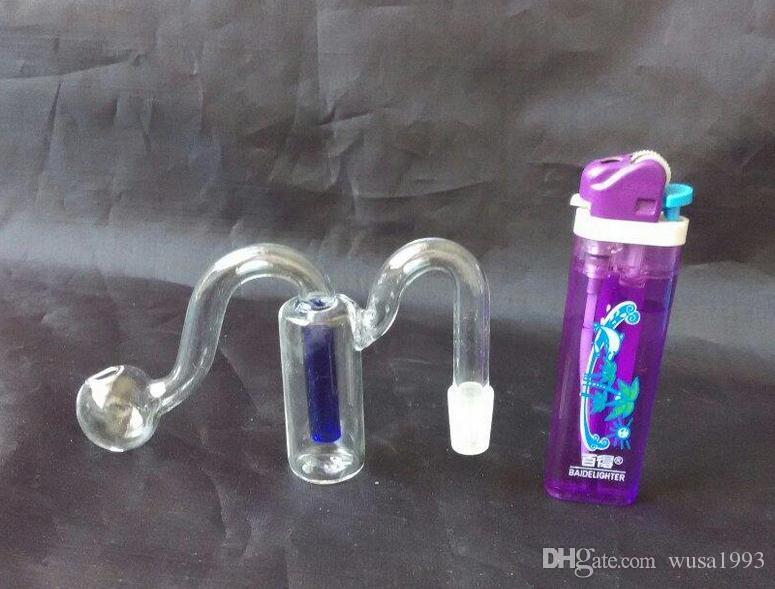 wholesalers ----- 2015 new S glass pot with filters, glass Hookah / glass bong parts, the use of safety