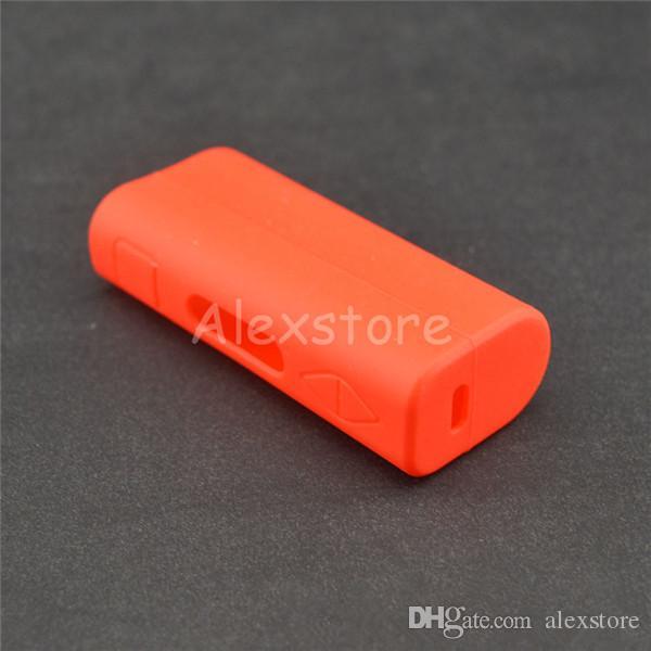 Silicone Case Skin Silicon Cases Bag Colorful Rubber Box For Eleaf Ismoka Istick mini battery I stick 20w 30w 50w batteries Box Mod