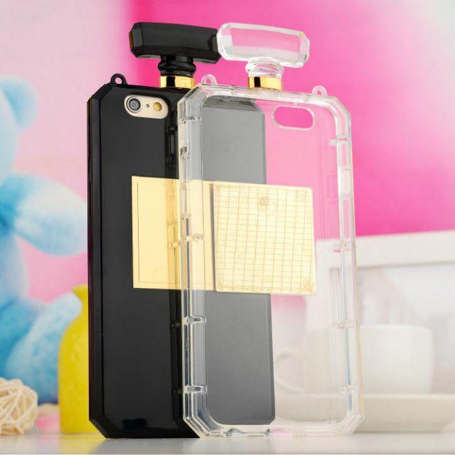 Iphone S Perfume Bottle Case
