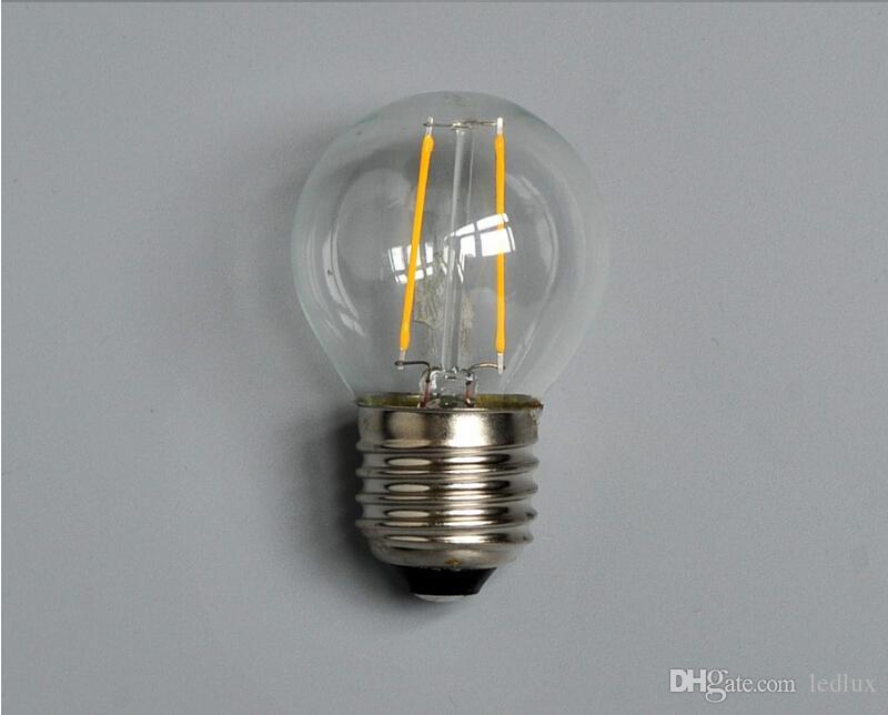 2015 أحدث E14 E27 B22 بقيادة مصباح شمعة 2W / 4W البوليفيين الضوء الأبيض الدافئ الصمام لمبات الشعيرة ، وأضواء الكوز LED 220V / 110V
