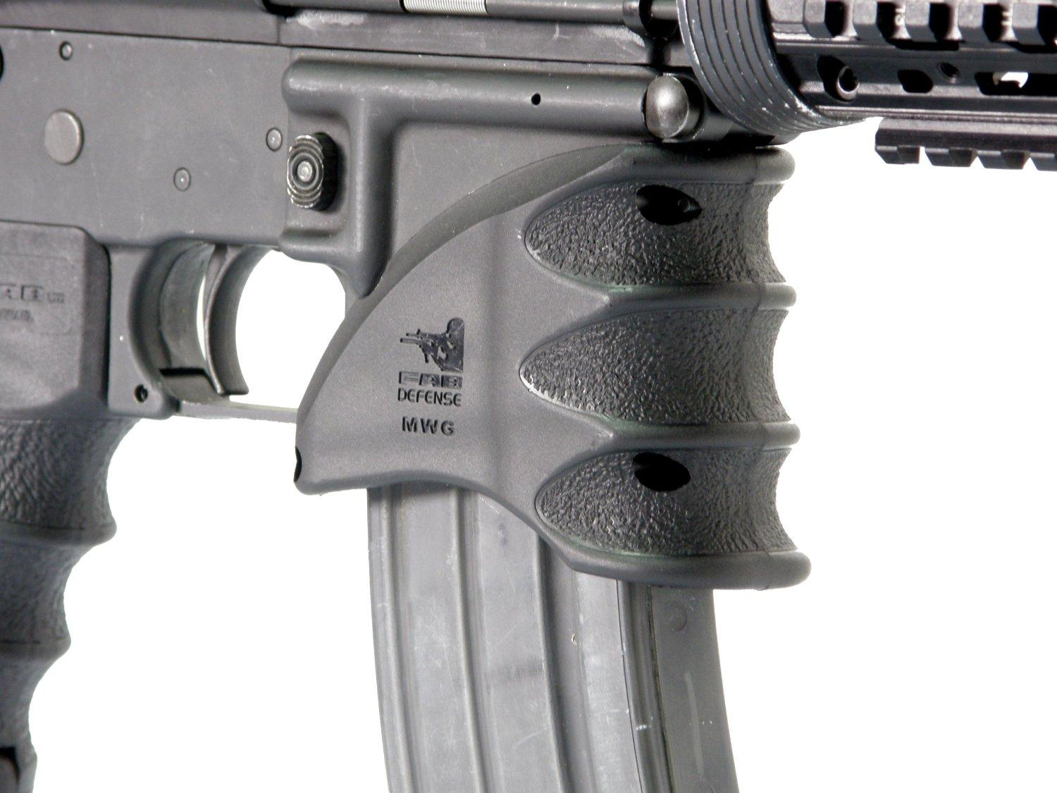 Fab Mwg Defense Magazine Well Gun Grip And Magwell Funnel