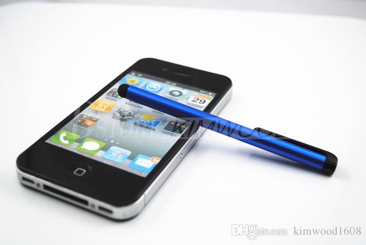 Kapasitif Stylus Kalem Dokunmatik Ekran Ipad Telefon iPhone Samsung Tablet Cep Telefonu Için Son Derece Hassas Kalem