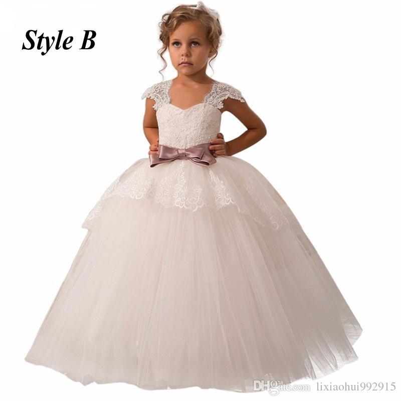 großhandel zweiteilige handgemachte pageant kleider mit