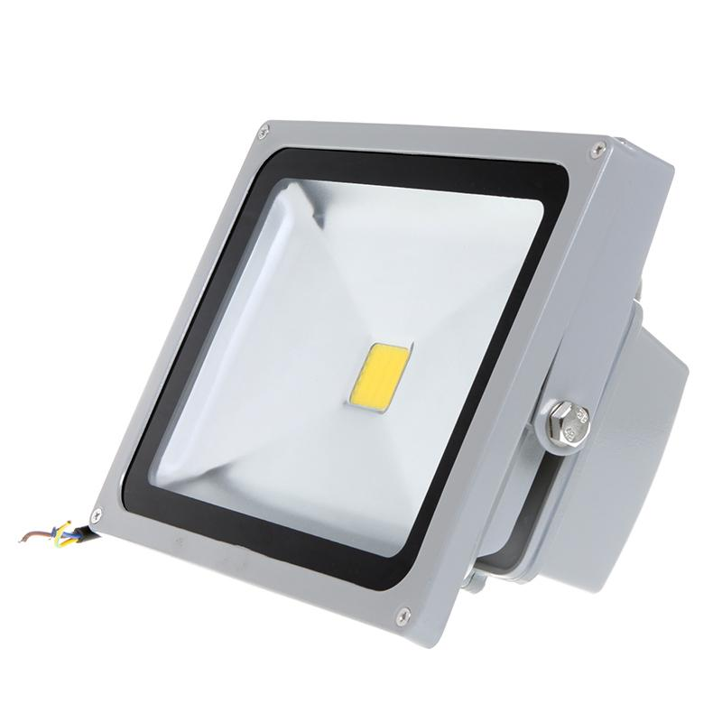 Neues 2014! LED Flutlicht 50W AC85-265 Warmweiß / Weiß LED Flutlicht Außenleuchte Flutlicht Schiff von Fedex