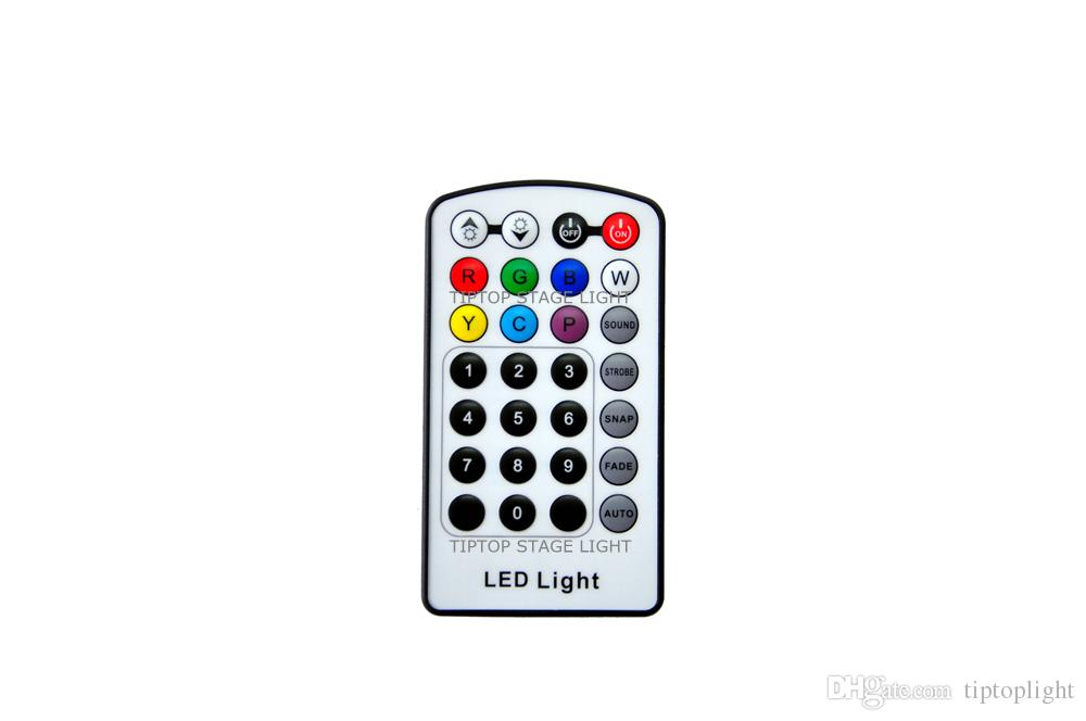 Cheap Price 8XLOT White/Black Housing Wireless Battery Led Par Cans 6x18W RGBWA UV 6IN1 with Wireless Remote Controller CE ROHS AC90V-240V