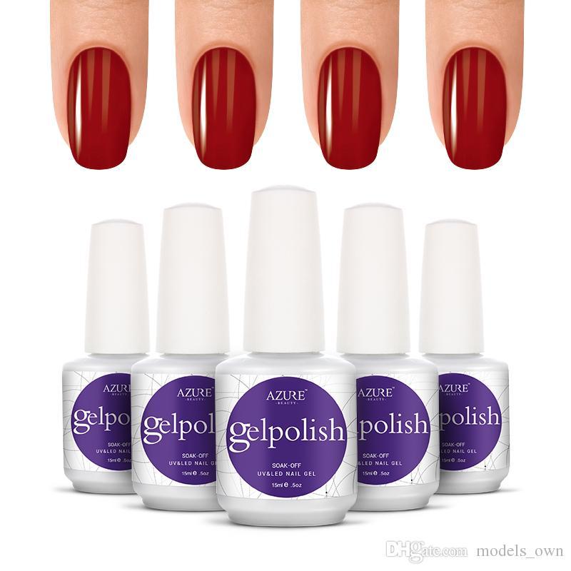 Hot Selling Gelpolish Nail Polish Soak Off Nail Gel For Salon Uv Gel ...