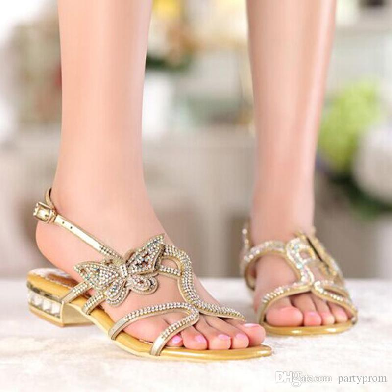 New Summer Sandals Open Toe Shoes