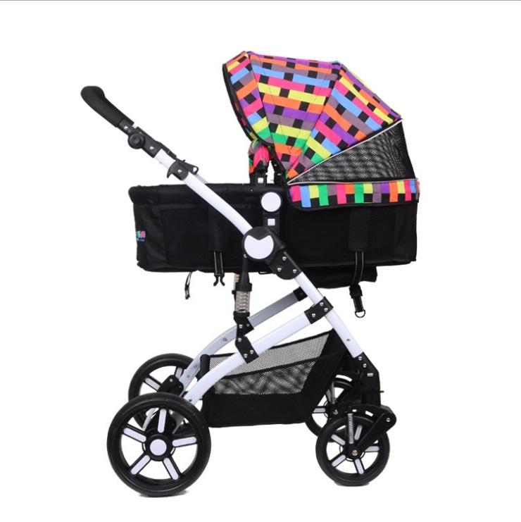 Baby Strollers 2015 New Baby Pram Folding Multifunctional