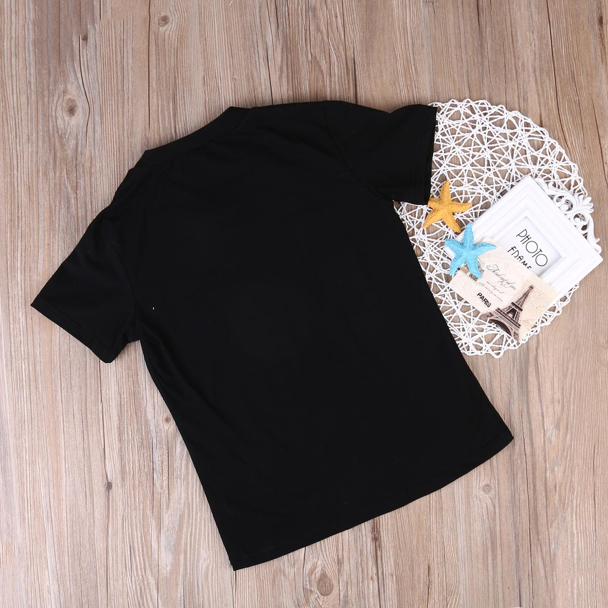 Mama Baby Bär Familie Passendes T-Shirt Bodys Gold Brief Kleidung T-Shirts Tops Outfits Sets Kleidung