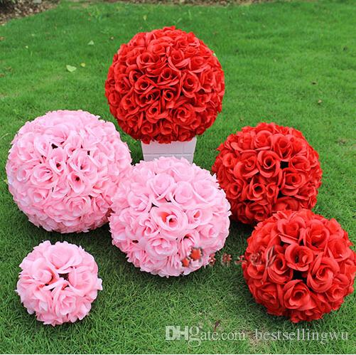 2018 15 cm white red pink purple artificial silk rose flowers 2018 15 cm white red pink purple artificial silk rose flowers hanging kissing ball for wedding baby shower party decoration supplies from bestsellingwu mightylinksfo