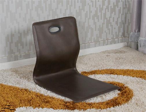 2019 Floor Zaisu Chair Coffee Color Asiain Traditional