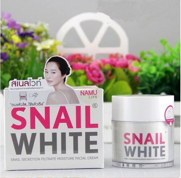 2019 Hot Sell , Thailand Snail White Face Cream, Whitening ...