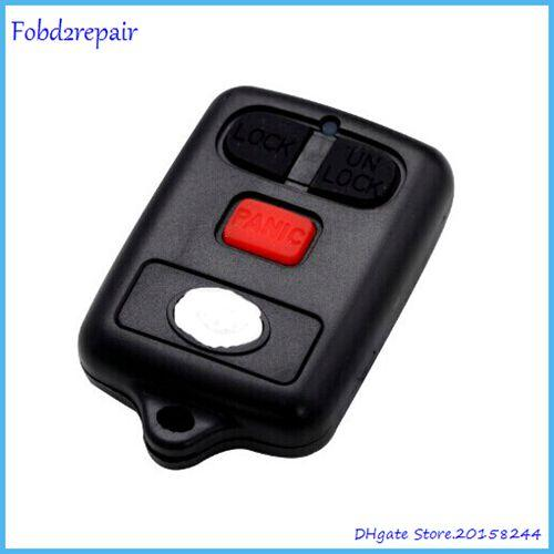 Fobd2repair 280mhz 450mhz For Toyota Car Antitheft Remote Control