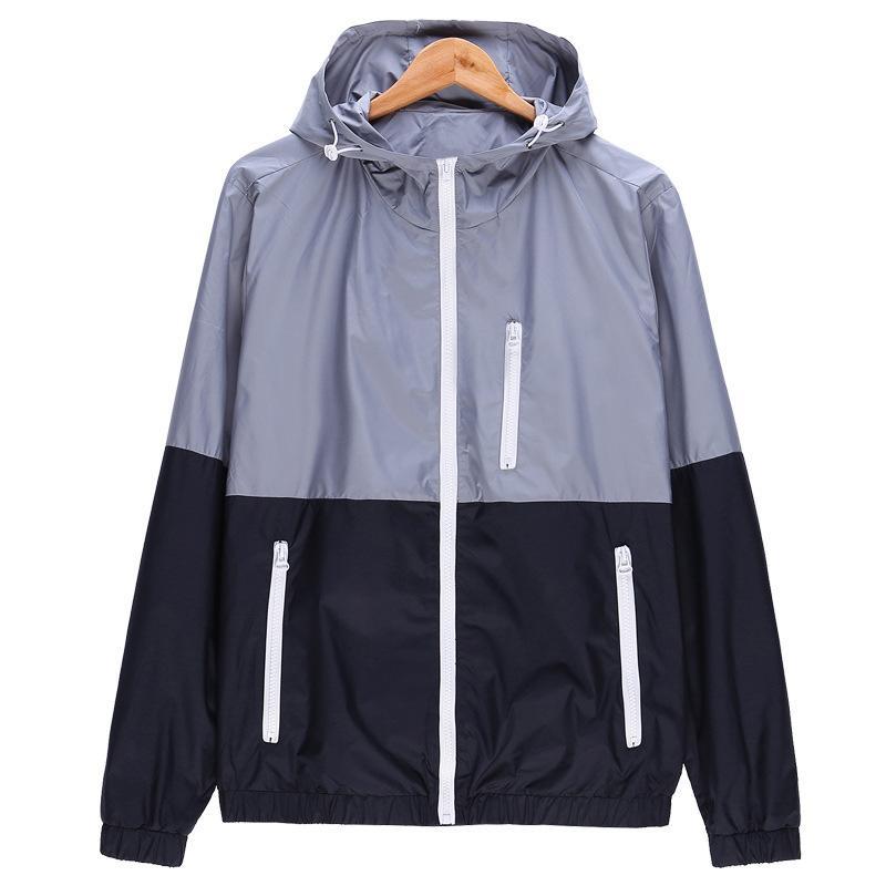 2017 Frühling Neue Jacke frauen Frauen Jacke Mode Dünne Windjacke Männer Outwear Frauen Mantel Jacken Frauen
