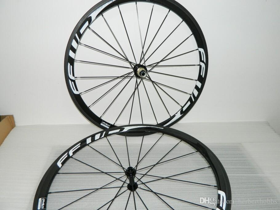 Fast Forward Wheelset FFWD 50mm 3k/UD Glossy/ Matte Finish Body Carbon Tubular Aero Wheels Disc Hubs