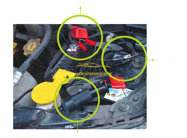 30A 자동차 펌프 배터리 터미널 테스트 클립 절연 엘리게이터 클램프 케이블 자동 악어 클립 시가 라이터 배터리