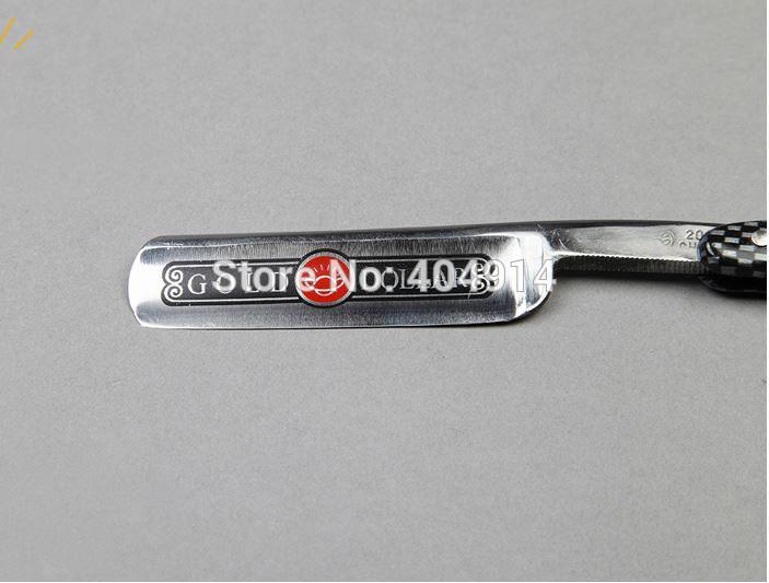 Stainless Steel Barber Razor Folding Shaving Knife