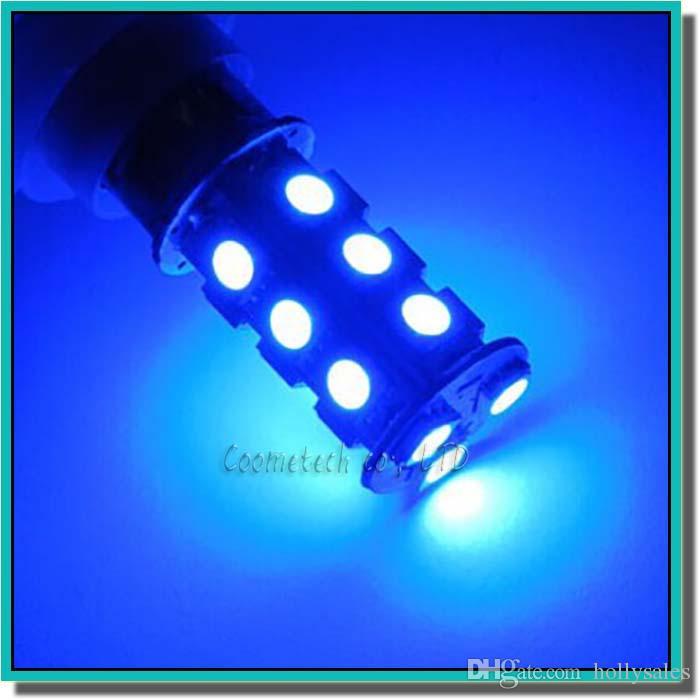 عالية الجودة 1156 382 ba15s p21w 1157 bay15d p21 / 5 واط bay15d PY21W أدى ضوء لمبة 18 smd 5050 الفرامل الذيل بدوره إشارة ضوء لمبة مصباح 12 فولت
