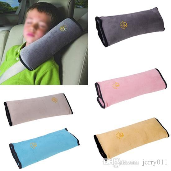 baby kids car seat safety pillow belts children safety strap shoulder pillows cushion bedding interior accessories convertible car cover convertible car