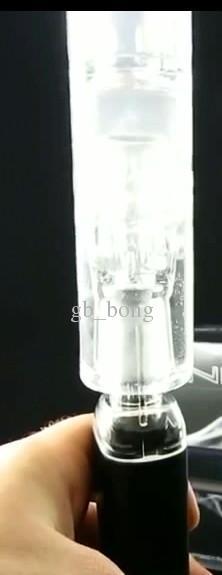 Top Quality Pinnacle Pro Vaporizador de 14mm De Vidro De Vidro Ferramenta Hidro Acessório Tubo Vaporblunt tubo de água de fumar de vidro