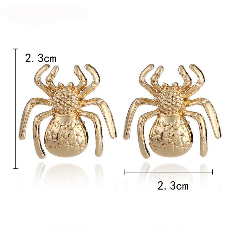 New Hot Fashion Xmas Insect Crystal spider Jewelry Accessories Earrings Pendant Earrings for Women's /children /girl Gift