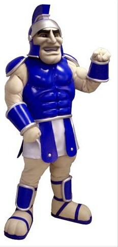 See larger image  sc 1 st  DHgate.com & Custom Made Blue Trojan Mascot Costumes For Halloween Christmas ...