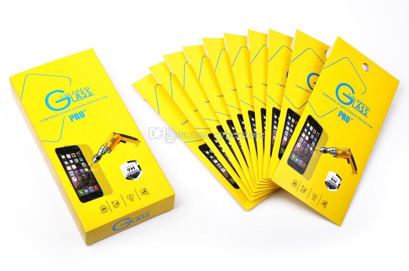 Für Samsung Galaxy S3 S4 Mini A5 A3 A520 A320 S6 Premium gehärtetes Glas Displayschutzfolie Sony Xperia Z3 Z4