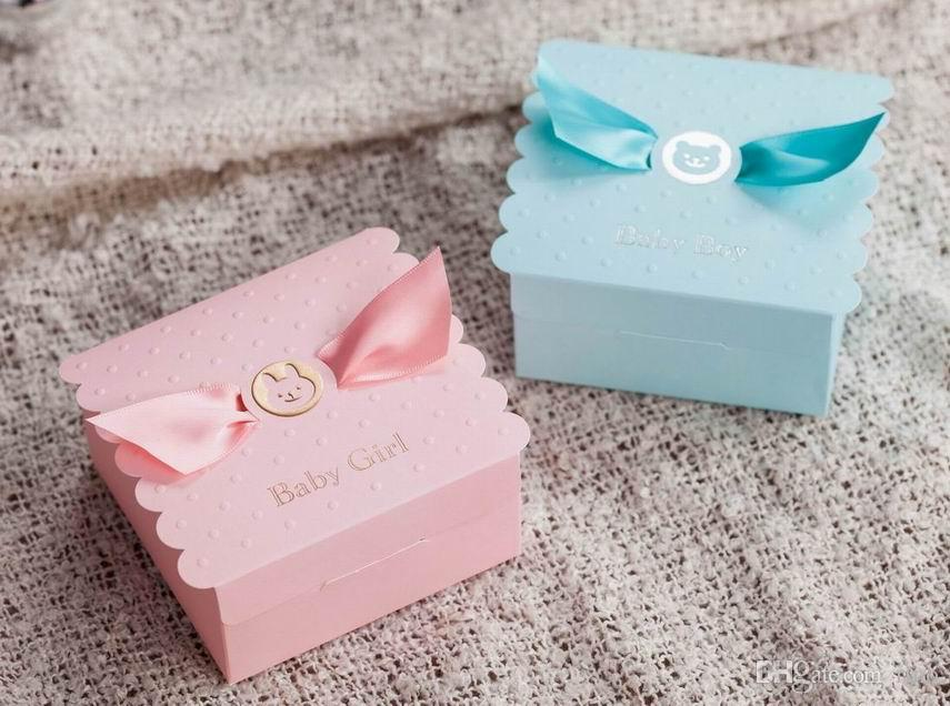 Baby Shower Gift Boxes Baby Shower Favor Gift Boxes Baby Birthday Party Gift Boxes For Baby Kids
