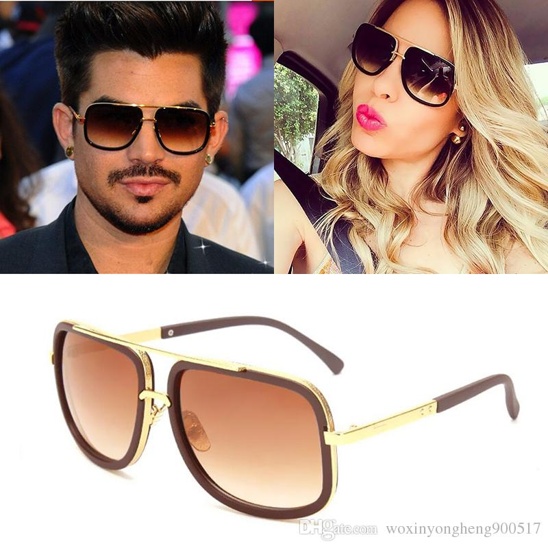 CVOO New Square Sunglasses Women Brand Designer Oversized Vintage Clear Sun Glasses Men 7caXnZxm