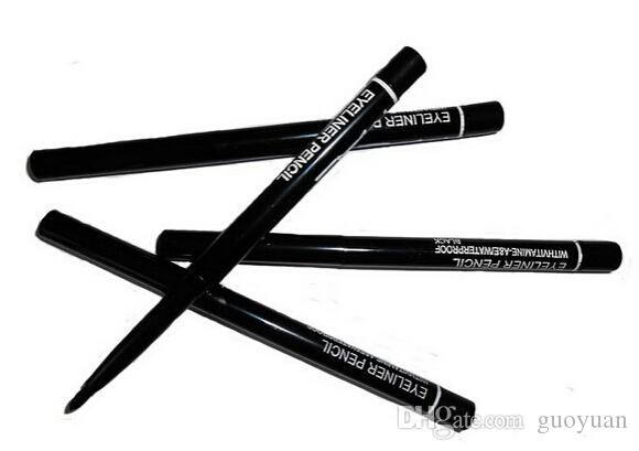 brand Makeup Rotary Retractable Black Eyeliner Pen Pencil Eye Liner