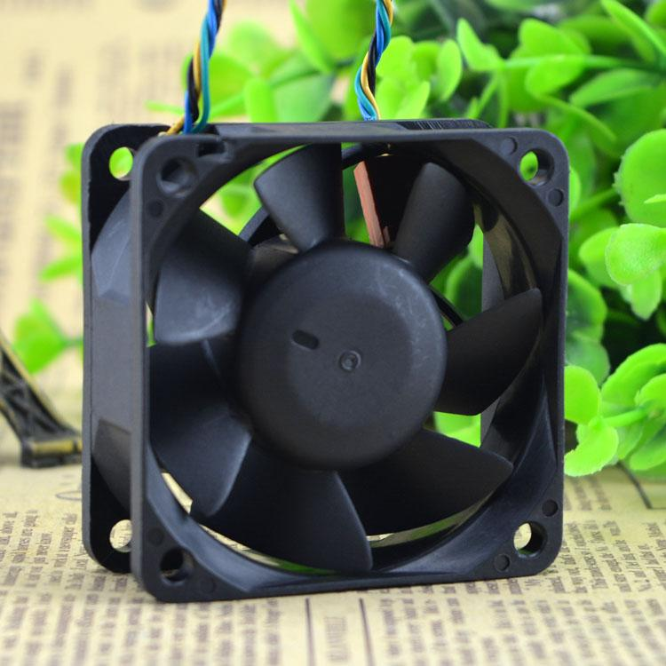 Free Shipping AVC DS06025B12U P011 60mm 6cm DC 12V 0.70A Pwm server inverter cooling fan