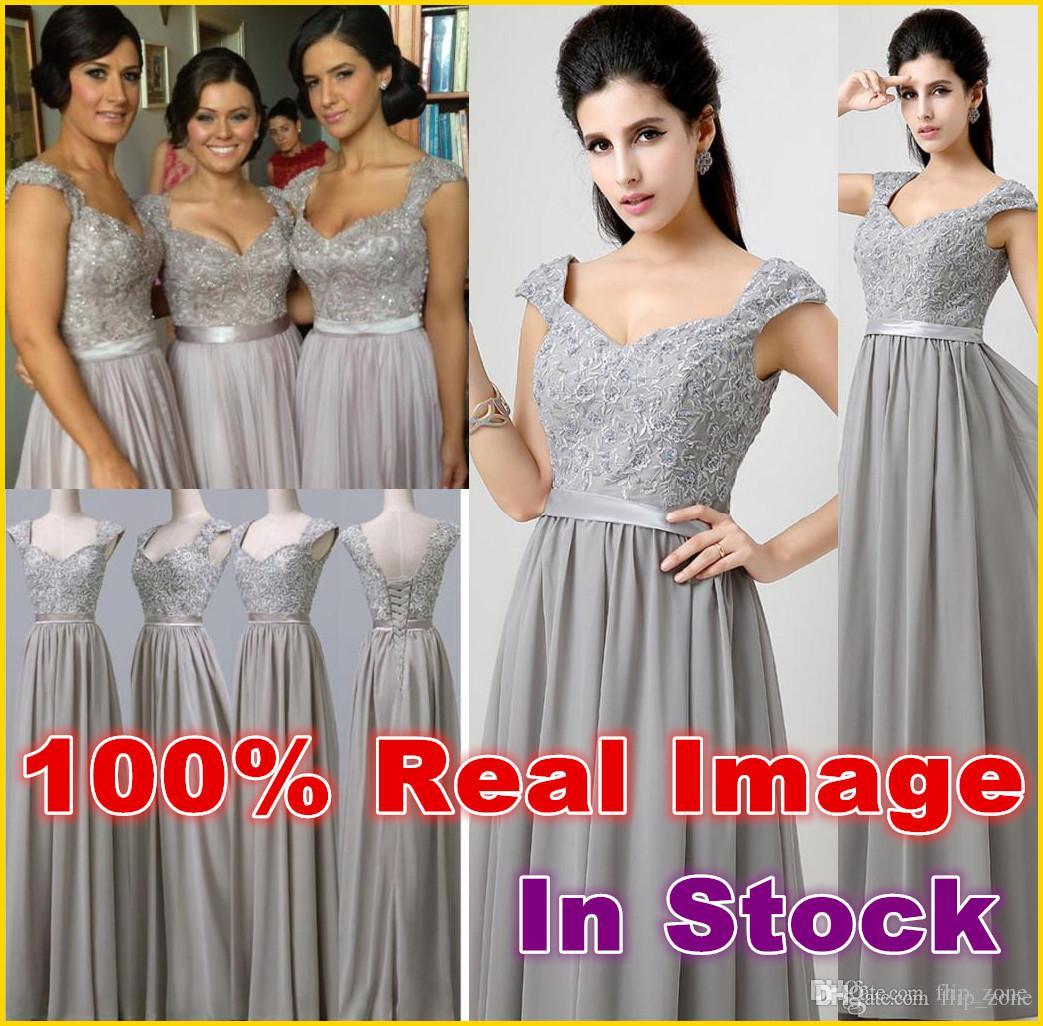 b17c700d31 Silver Bridesmaid Dresses Long - Gomes Weine AG