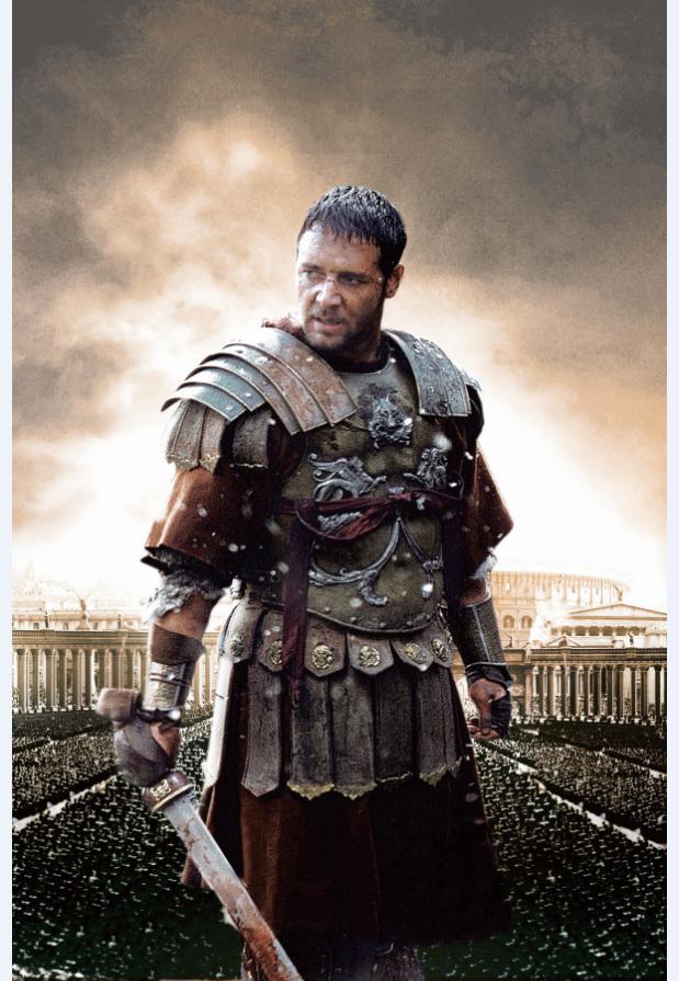 Gladiator,Poster HD HOME WALL Decor Custom ART PRINT Silk ...