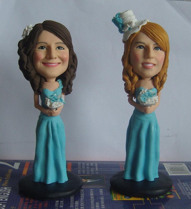 Cheap Diy Wedding Cake Toppers Discount Light Green